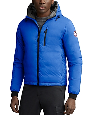 Canada Goose Pbi Collection Lodge Hooded Packable Down Jacket-Men