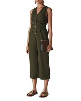 Whistles - Ria Utility Jumpsuit