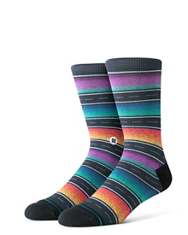 Stance - Sierras Striped Ombré Socks