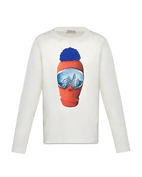 Moncler - Unisex Ski Mask Sweatshirt - Little Kid