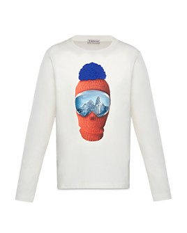 Moncler - Unisex Ski Mask Sweatshirt - Big Kid