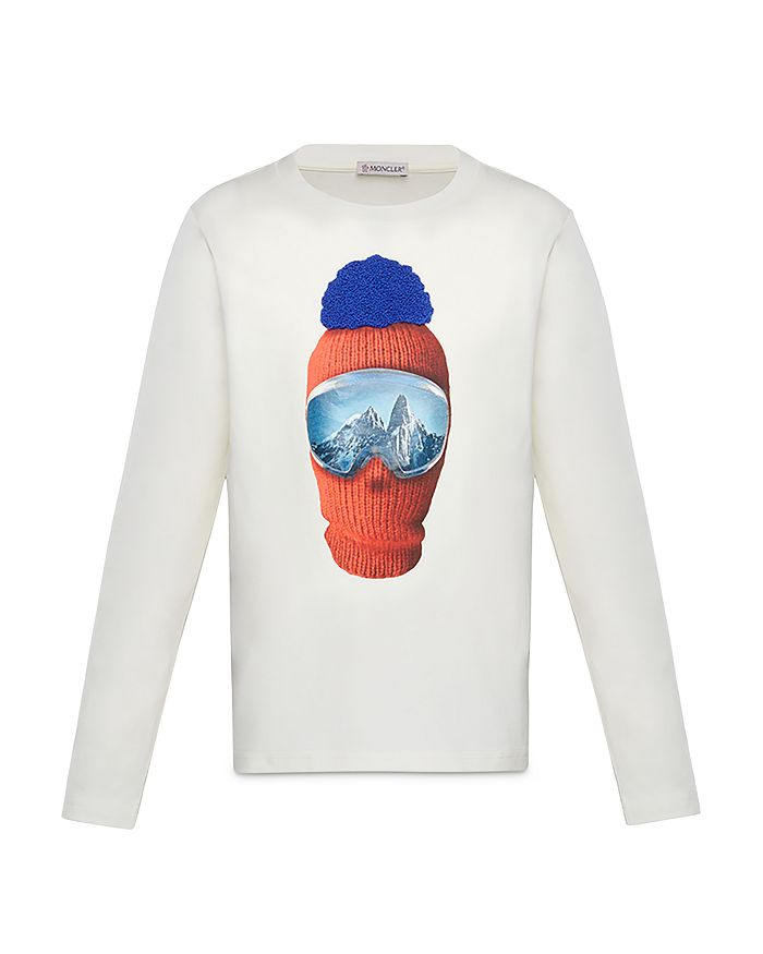 Moncler - Unisex Ski Mask Sweatshirt - Little Kid