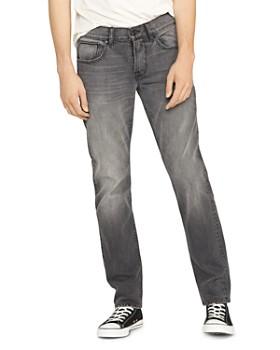 Hudson - Blake Straight Slim Jeans in Cross Over