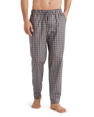 Hanro Mens Living Lounge Pant Pajama Bottoms
