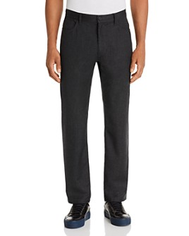 The Men's Store at Bloomingdale's - Five-Pocket Wool-Blend Classic Fit Pants - 100% Exclusive
