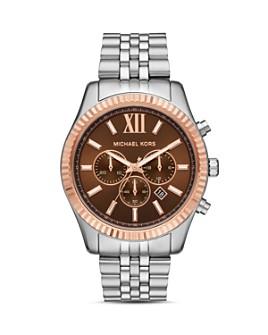 Michael Kors - Lexington Link Bracelet Chronograph, 44mm