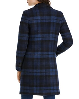 LINI - Molly Plaid Coat - 100% Exclusive