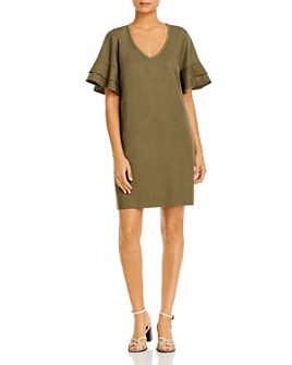 Tommy Bahama - Lanailette Flutter-Sleeve Shift Dress
