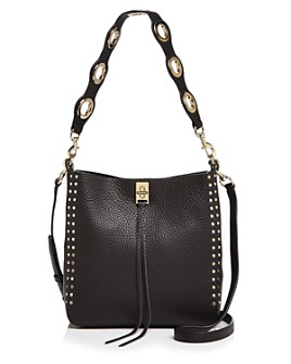 Rebecca Minkoff - Darren Small Studded Shoulder Bag