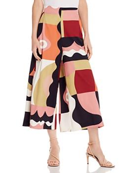 Marella - Lotte Geo-Print Culottes