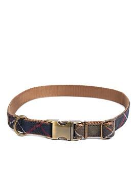 Barbour - Tartan Webbing Collar