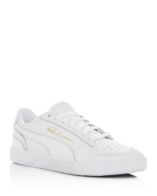 Ralph Sampson Leather Low-Top Sneakers