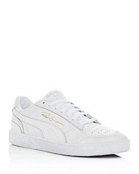 PUMA - Men's Ralph Sampson Leather Low-Top Sneakers