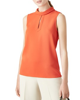 HOBBS LONDON - Remi Keyhole Top