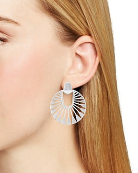 Kendra Scott - Didi Sunburst Drop Earrings