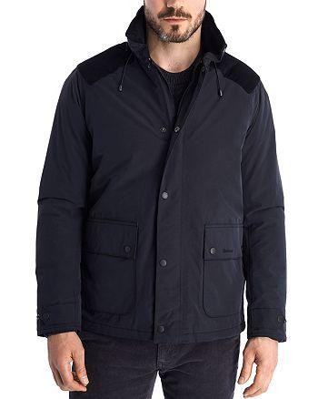 Barbour - Marple Texture-Block Jacket