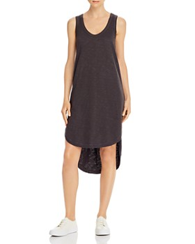 Wilt - High/Low Shirttail Tank Dress