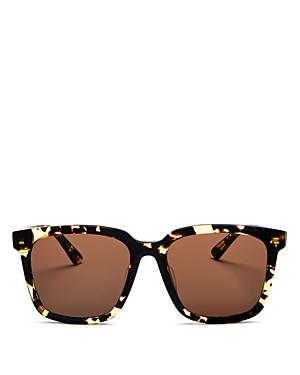 Bottega Veneta Women's Square Sunglasses, 54mm