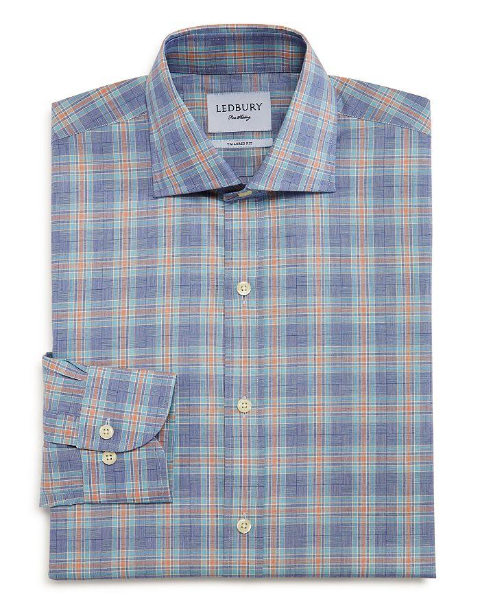 Ledbury - Khal Check Slim Fit Dress Shirt