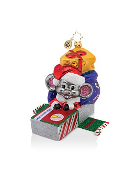 Christopher Radko - Up, Up and Away! Ornament
