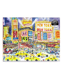 Galison - The Great White Way By Michael Storrings 2000 Piece Puzzle