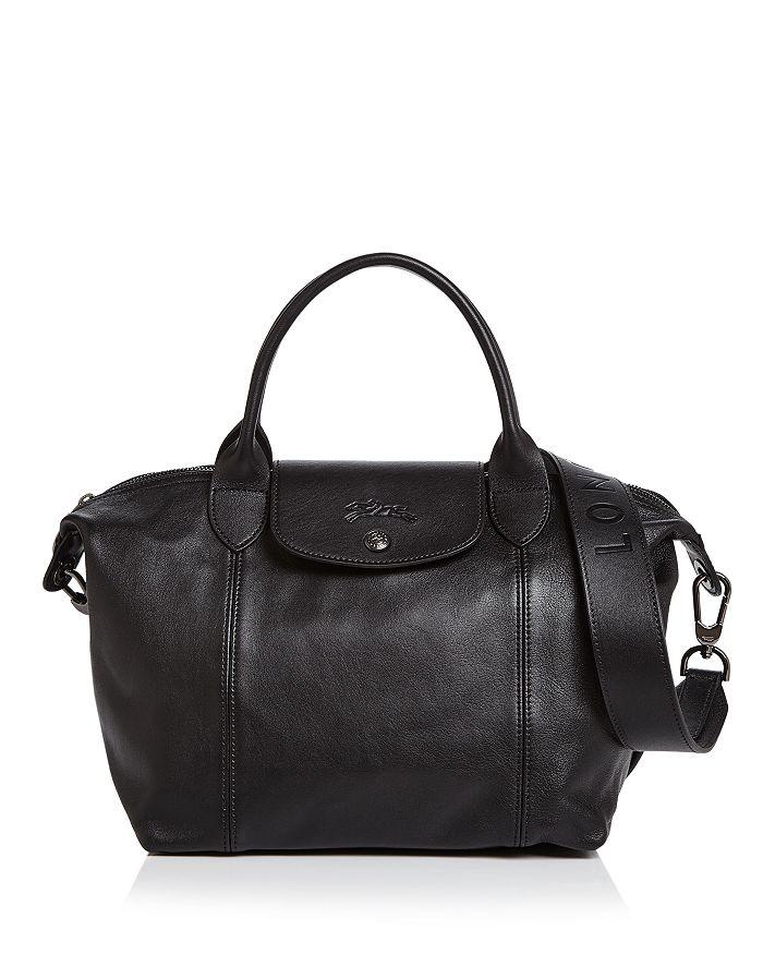 Longchamp - Le Pliage Cuir Small Shoulder Bag