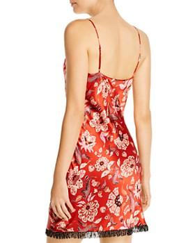 Cinq à Sept - Avalyn Fringed Hem Dress