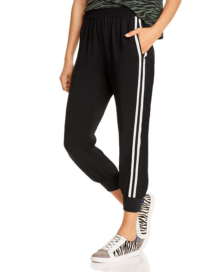 Kobi Halperin Pants SIDE-STRIPE JOGGER PANTS