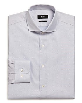 BOSS - Isko Slim Fit Dress Shirt
