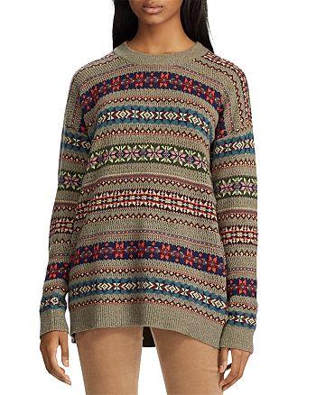 Ralph Lauren - Fair Isle Sweater