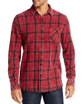 Zee Gee Why Denim - Plaid Regular Fit Shirt