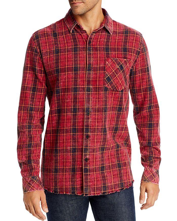 Zee Gee Why Denim - Plaid Regular Fit Shirt