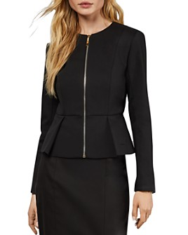Ted Baker - Naimey Working Title Tailored Peplum Jacket
