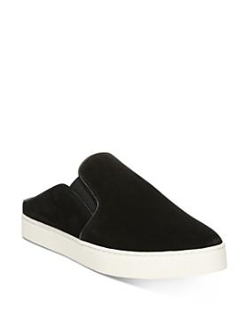 Vince - Women's Garvey Slip-On Sneakers