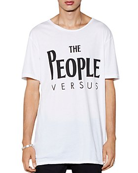 The People Vs. - Anthology Logo Graphic Tee