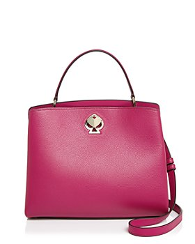 kate spade new york - Romy Medium Leather Satchel
