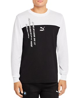 PUMA - XTG Crewneck Long Sleeve Tee