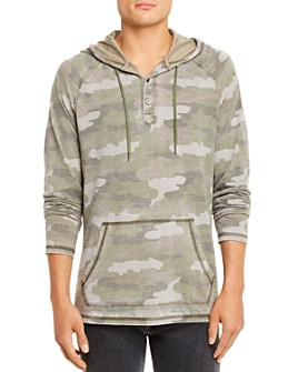Flag & Anthem - Dunbarton Camouflage-Print Hooded Sweatshirt