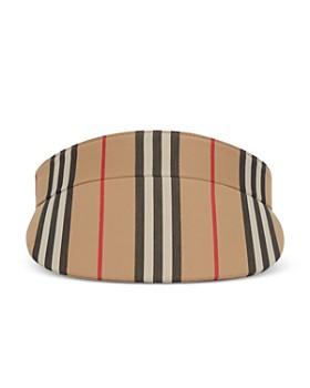 Burberry - Icon Stripe Visor