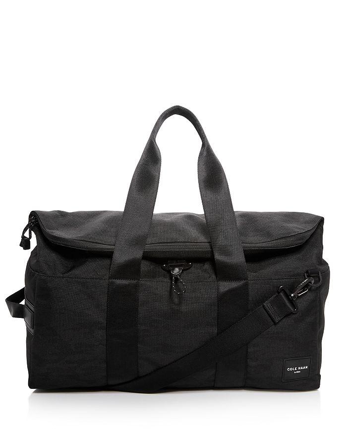 Cole Haan - Ballistic Nylon Duffle Bag