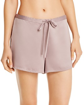 Natori - Feathers Satin Shorts