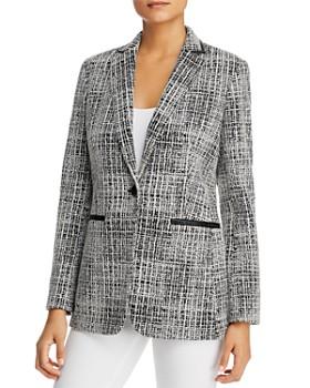 KARL LAGERFELD Paris - Tweed Blazer