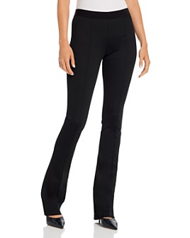 Helmut Lang - High Waisted Flared Leggings