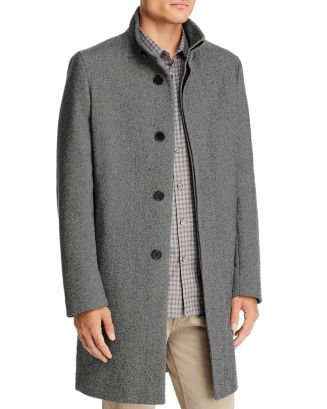 Pocket the 40% savings on this high-class coat