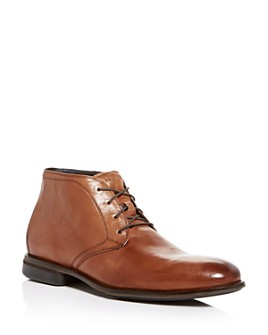 Cole Haan - Men's Holland Grand Leather Chukka Boots