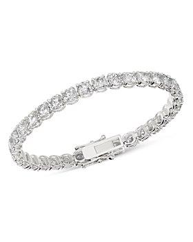Bloomingdale's - Diamond Tennis Bracelet in 14K White Gold, 15.0 ct. t.w. - 100% Exclusive