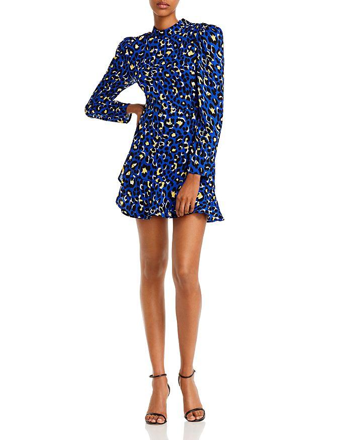 Rahi - Sophie Animal-Print Mini Dress