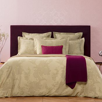 Yves Delorme - Leonor Duvet Cover, Full/Queen