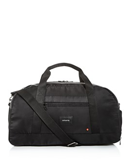 STATE - Franklin Nylon Duffel Bag