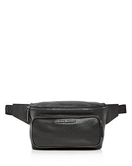 Armani - Leather Belt Bag